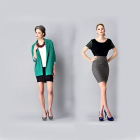 Bộ 2 váy thời trang MOD & MOD