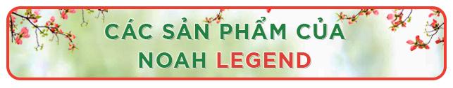Title 1: Các sản phẩm của Noah Legend