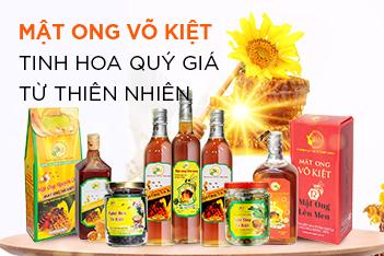 mật ong Võ Kiệt